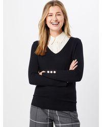 Comma, Black Pullover