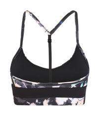 Nike Black Sport-BH
