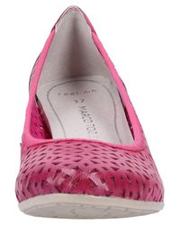 Marco Tozzi Pink Pumps