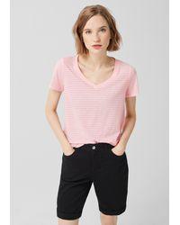 S.oliver Pink Shirt
