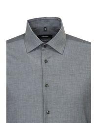 Seidensticker Hemd in Gray für Herren