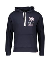 New Balance Sweatshirt in Blue für Herren