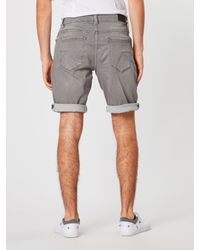 Q/S designed by Shorts in Gray für Herren
