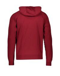 Nike Sweatshirt in Red für Herren
