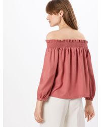 ONLY Pink Bluse 'onlSAMANTHA'