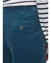 Marc O'polo Blue Hose 'NEVRES'