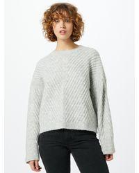 Noisy May Gray Pullover