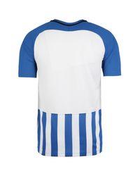 Nike Fußballtrikot in Blue für Herren