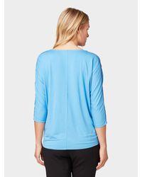 Tom Tailor Blue T-Shirt