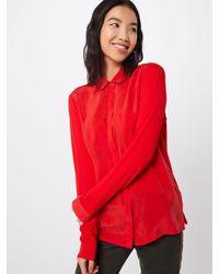 Brax Red Bluse