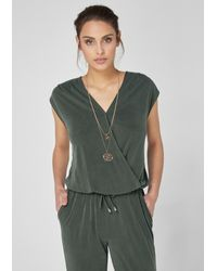 s.Oliver BLACK LABEL Green Overall