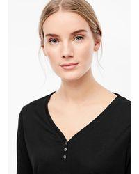 S.oliver Black Shirt