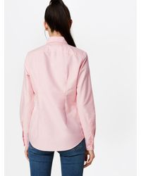 Polo Ralph Lauren Pink Bluse