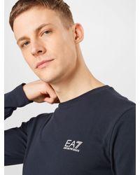 EA7 Shirt in Blue für Herren
