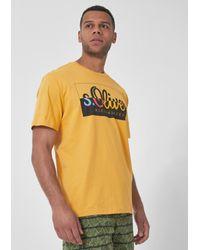 S.oliver Shirt in Yellow für Herren