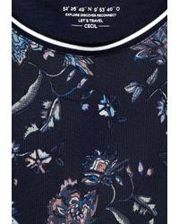 Cecil Blue Shirt