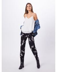 Pieces White Tops 'Bodil'