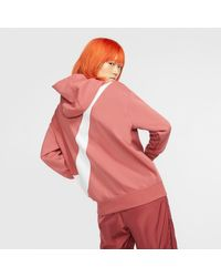 Nike Red Hoodie ́ NSW SWSH ́