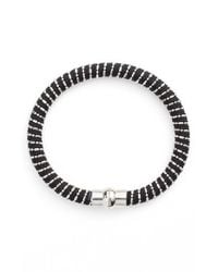 Nu Brand | Metallic Beaded Bracelet | Lyst