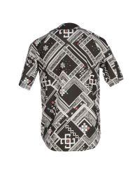 LRG - Black Shirt for Men - Lyst