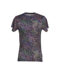 Vans - Black T-shirt for Men - Lyst