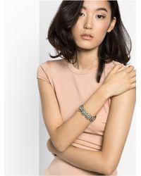 BaubleBar   Metallic Crystal Zodiac Stretch Bracelet   Lyst