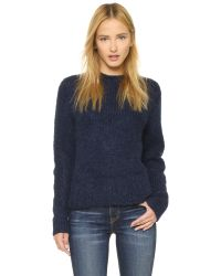 Baldwin Denim | Blue The Madison Sweater | Lyst
