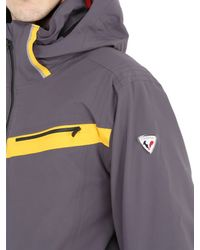 Rossignol | Gray Vantage Thinsulate Ski Jacket for Men | Lyst
