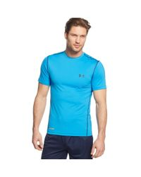 Under Armour - Blue Sonic Tshirt for Men - Lyst