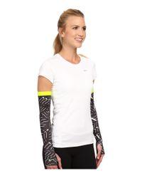 Nike Black Pro Printed Arm Sleeves