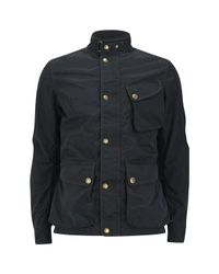 Matchless Black Men'S Collier Jacket for men