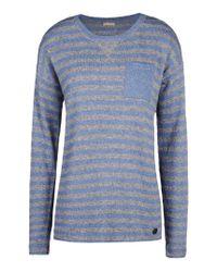 Napapijri | Blue Sweater | Lyst