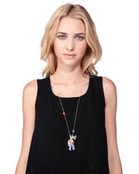 N2 | Yellow Necklace / Longcollar | Lyst