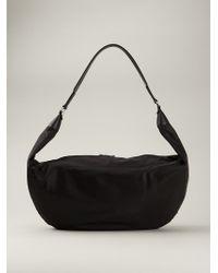 The Row - Black Sling 15 Shoulder Bag - Lyst