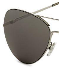H&M Gray Sunglasses for men