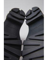 Acne Tobias black/dark Grey for men