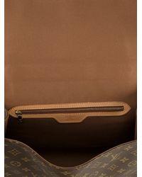 Louis Vuitton Brown Vintage 'Beverly Gm' Briefcase