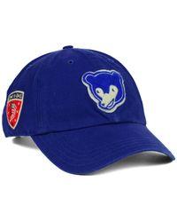 47 Brand Blue Chicago Cubs Baseball United Clean Up Cap for men