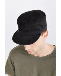 Rothco - Black Military Cadet Hat for Men - Lyst