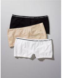 Calvin Klein | White Seamless Hipster | Lyst