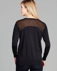 Townsen | Black Sweater Sand Dollar | Lyst