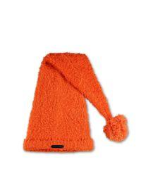 Moschino - Orange Hat for Men - Lyst