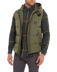 Duck and Cover | Natural Project Gilet for Men | Lyst