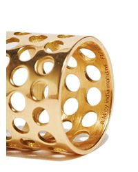 Jem - Metallic Jem Women's Voids Xl Ring From Aw15 In Yellow Gold - Lyst
