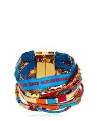 Hipanema Multicolor Aztec Bracelet