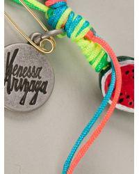 Venessa Arizaga - Multicolor Leid Back Bracelet - Lyst
