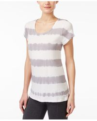 Calvin Klein - Multicolor Performance Printed T-shirt - Lyst