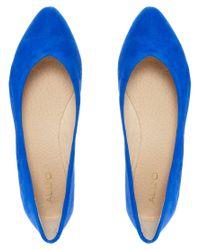 ALDO   Razavi Bluette Flat Shoe   Lyst