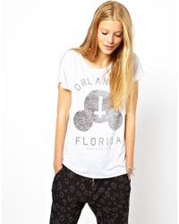 Zoe Karssen | Orlando Florida Tshirt | Lyst