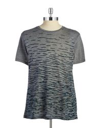 Alternative Apparel | Gray Patterned Tee for Men | Lyst